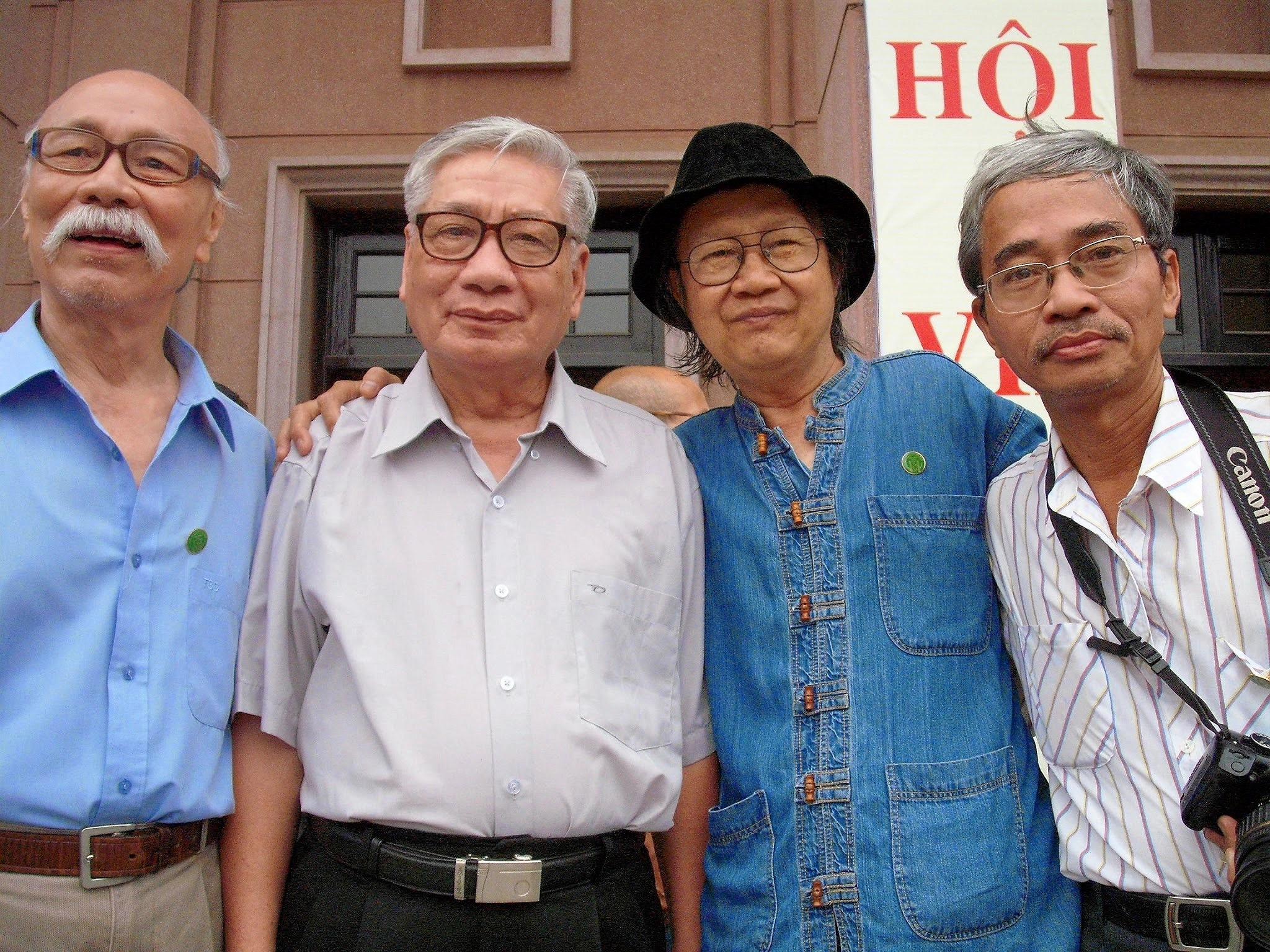 Đại hội Nhà văn Việt Nam lần thứ VIII năm 2010