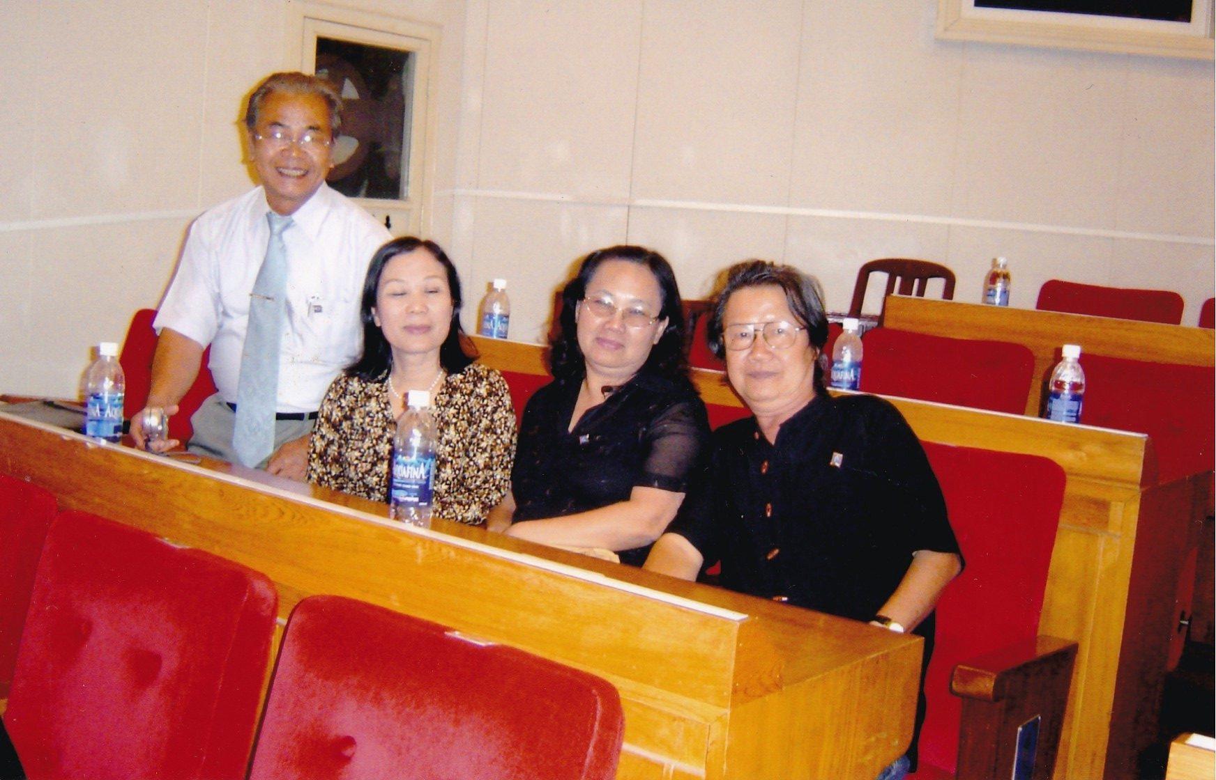 Đại hội 7 Nhà văn Việt Nam, Hà Nội tháng Tư 2005