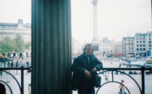 London năm 2004