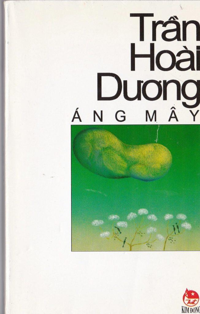 Tập truyện ngắn Áng mây, NXB Kim Đồng in năm 2002.