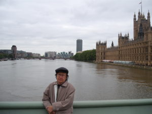 London năm 2010.