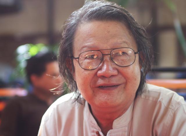 Trần Hoài Dương (ảnh Lý Đợi)