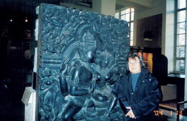 British Museum, London, 2004.