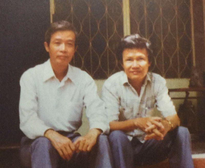 Tác giả Trần Đồng Minh và Trần Hoài Dương