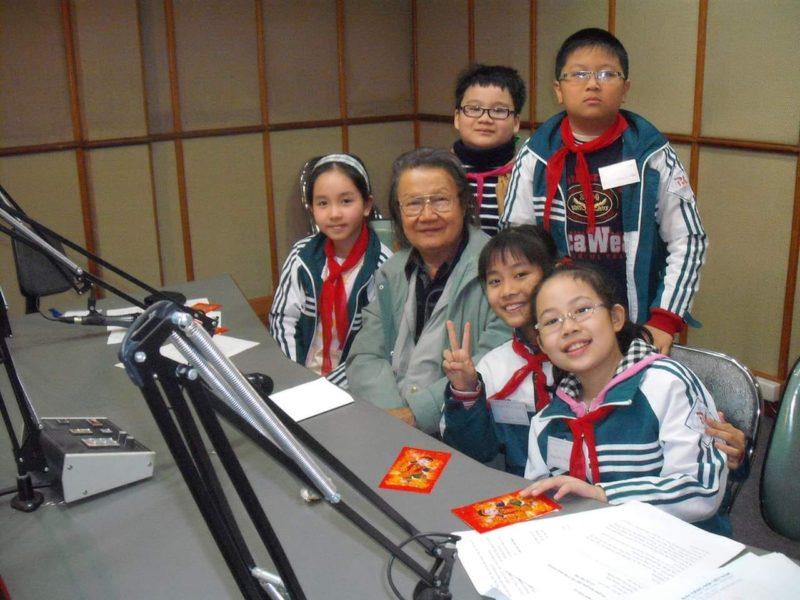 Với các em thiếu nhi, tháng Sáu 2010