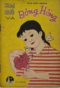 Cuốn sách đầu đời của nhà văn Trần Hoài Dương in tại NXB Kim Đồng năm 1963