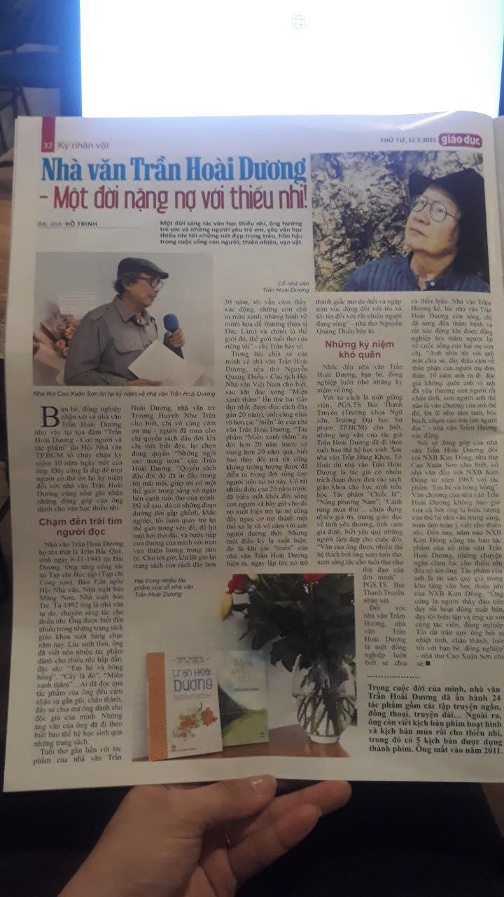 Tạp chí Giáo dục TPHCM