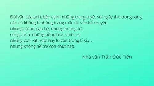 Trần Đức Tiến