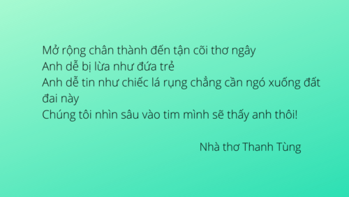 Thanh Tùng